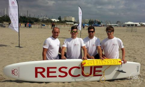 France - Montpellier - Rescue Board Training Day - 15.09.2014