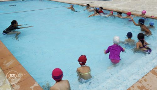 Learn to Swim, pour l'apprentissage de la natation - La Turbie, France