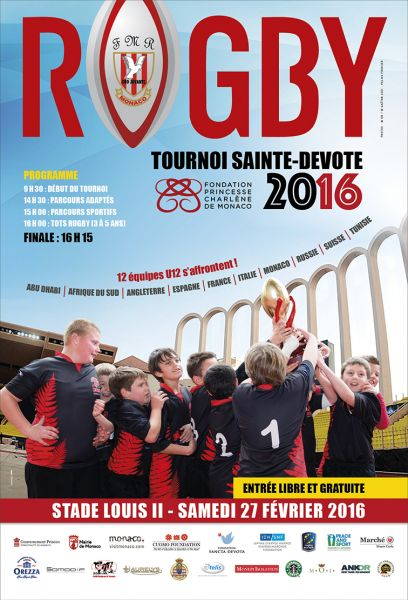 Saint Devote Rugby Tournament - 27.02.2016