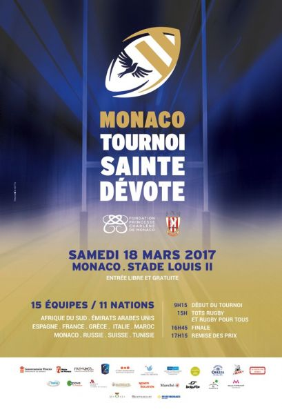 Saint Devote Rugby Tournament – 18.03.2017