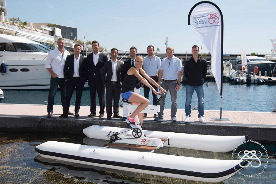 Tirage au sort du « Riviera Water Bike Challenge » - 15.05.2017