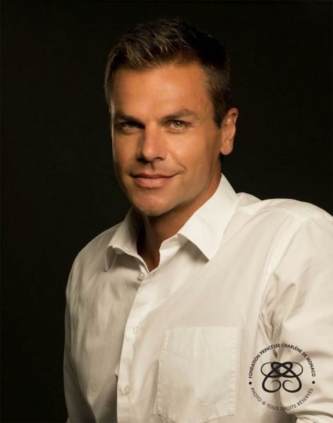 Ryk Neethling appointed CEO of the Princess Charlene of Monaco Foundation South Africa