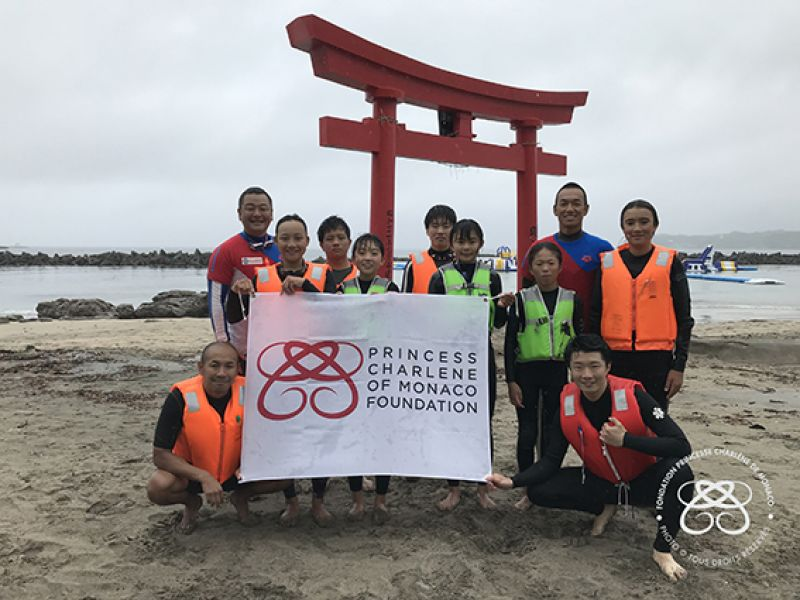Water Safety instructor training - Japan