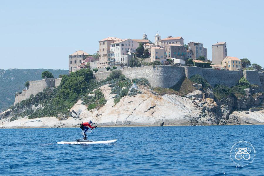The Crossing: Calvi - Monaco Water Bike Challenge