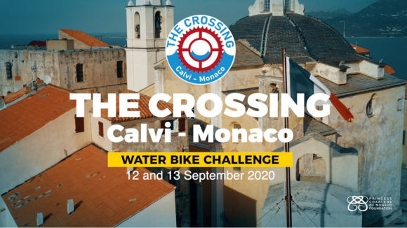 The Crossing : Calvi - Monaco Water Bike Challenge