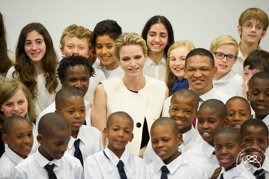 Statement from HSH Princess Charlene of Monaco - Day of the African Child - Friday 16 June 2017