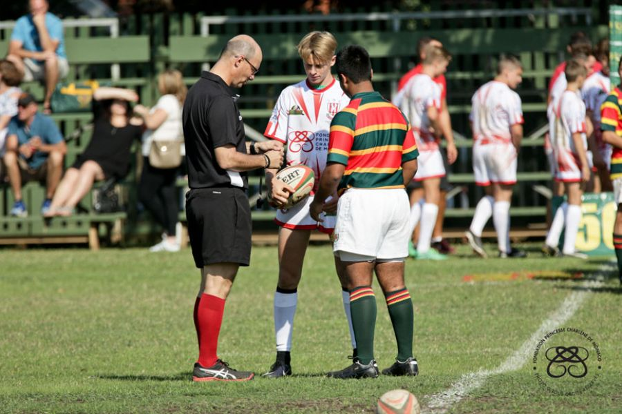 « South Africa – Monaco Rugby Exchange » - 23-31.07.2017